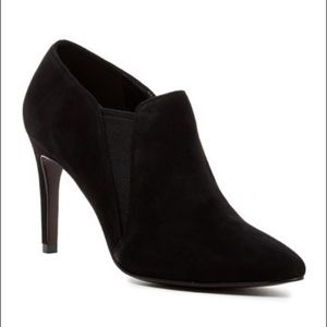 Cole Haan Allaire ankle suede bootie
